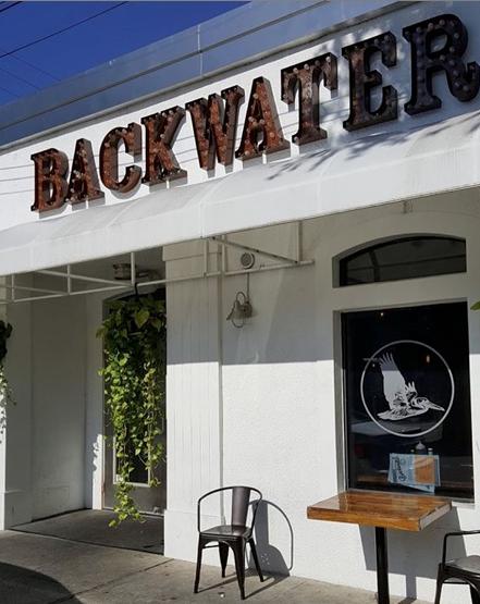 Friday Feeling: Backwater